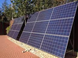 Гибридная солнечная электростанция 450 кВт (772 кВт в летний) месяц