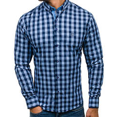 Мужские рубашки на осеннюю погоду