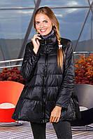Куртка женская черная, фото 1