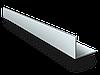 Куточок алюмінієвий 15х15х1
