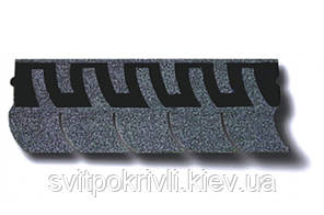 Битумная гибкая черепица Isola Skifer, фото 2