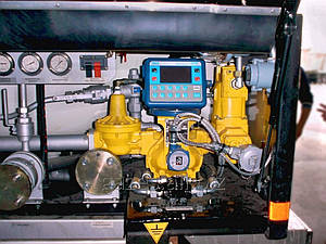 Расходомер механический  МА-7