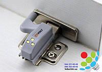 Внутренняя LED подсветка для мебели EVOLT + батарейка 23A12V