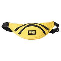 Поясная сумка MAD Lite Life (желтый), фото 1