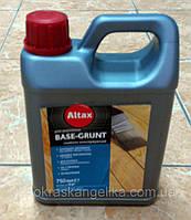 Глубоко консервирующей грунт- база для древесины Base-Grunt. (0,75л)