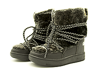 Угги-ботиночки детские меховые Kylie crazy 29-35 размер
