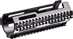 Цевье CAA для MP5SD 3 планки, алюминий
