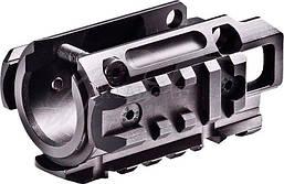 Цевье CAA для MP5K 3 планки, алюминий
