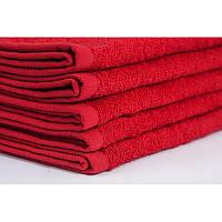 Полотенце Lotus Отель 40*70 - Красное