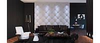 Декоративні панелі гіпсові Versal 500*500*25