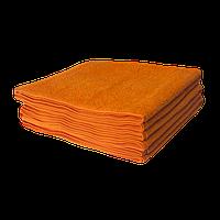 Полотенце Lotus Отель 40*70 - Оранжевое