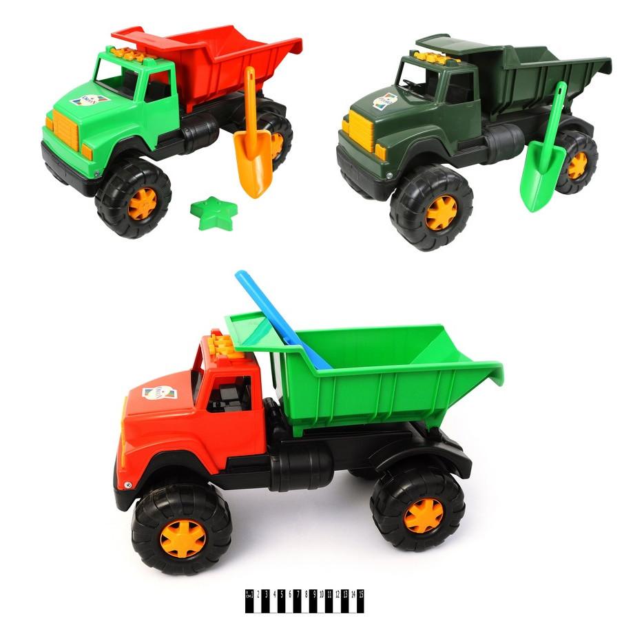 Машинка детская грузовик Интер 191 Орион большая