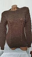 Женский свитер Турция 504 оптом