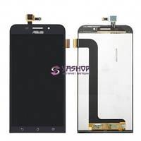 Дисплей Asus ZenFone Max (ZC550KL) Z010, Z010DA с сенсором (тачскрином) черный