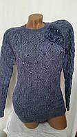 Женский свитер Турция 720 оптом