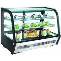 Витрина холодильная настольная Frosty RTW160 настольная