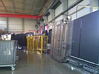 Стеклопакетное производство Lisec 2006 года.
