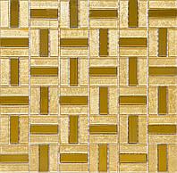 Мозаика под золото  L1125