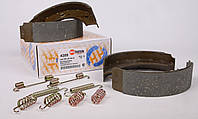 Колодки ручника MB Sprinter 408-416 (170x40) с пружинками Autotechteile