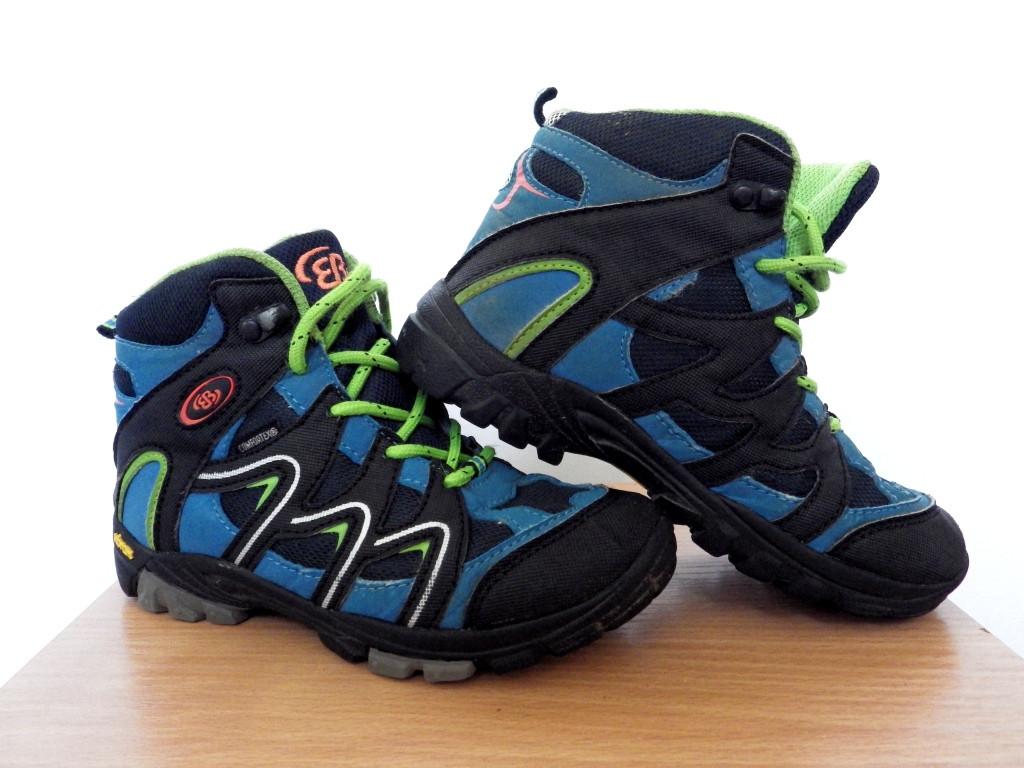 Детские ботинки Brutting ComfotTex, Vibram р-р 31 (19,5см)  (сток, б/у)  термо ботинки трекинговые