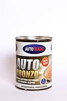 Мастика битумно-каучуковая с бронзой АВТОТРЕЙД 1л