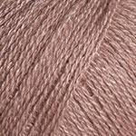 Турецкая  зимняя пряжа для вязания YarnArt Silky Wool (силки вул) шерсть с шелком 337 пудра