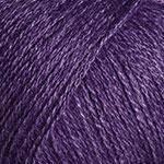 Турецкая  зимняя пряжа для вязания YarnArt Silky Wool (силки вул) шерсть с шелком 334 фиолет