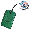 Бирка для багажа/на чемодан *Air* Premium (зеленый)