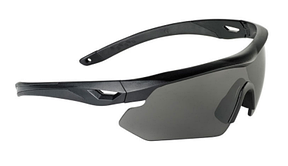 Тактичні окуляри і навушники