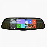 Зеркало с видеорегистратором Prime-X 107 (Android)