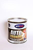 Мастика битумно-каучуковая с бронзой АВТОТРЕЙД 5л