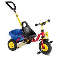 Трехколесный велосипед Puky 2363 CAT 1 L Capt'n Sharky, Красный
