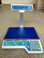 Торговые весы Вагар VP-M  LCD