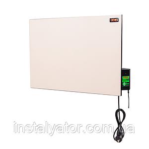 Керамический обогреватель(панель) DIMOL Mini 01 (600х400х12, 270Вт, 9кг, с терморегулятором)