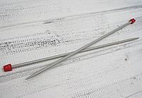 Спица прямая вязальная тефлоновая 6мм