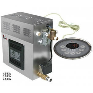 Парогенератор для сауны sawo stp-120, фото 2