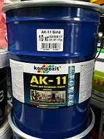 Композит Краска для бетона АК-11 Серая 10 кг