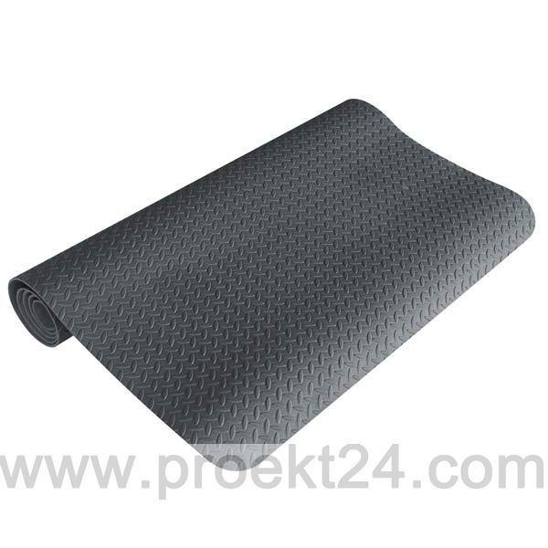 Коврик для фитнеса с большой рабочей поверхностью 236×117×0,7 см