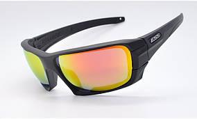 Тактичні поляризиционные, балистические окуляри ESS ROLLBAR