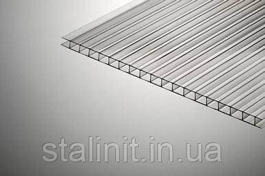 Сотовый поликарбонат d=4 мм
