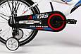"""Детский велосипед ARDIS GT BIKE 12"""" Белый/красный, фото 2"""