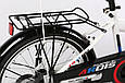 """Детский велосипед ARDIS GT BIKE 12"""" Белый/красный, фото 3"""