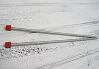 Спица прямая вязальная тефлоновая 8мм