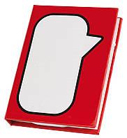 Коробка на заметки в виде книги