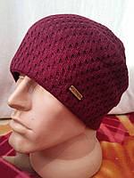 Мужская шапка вязаная 0280-8
