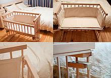 Приставная кроватка «Катруся»