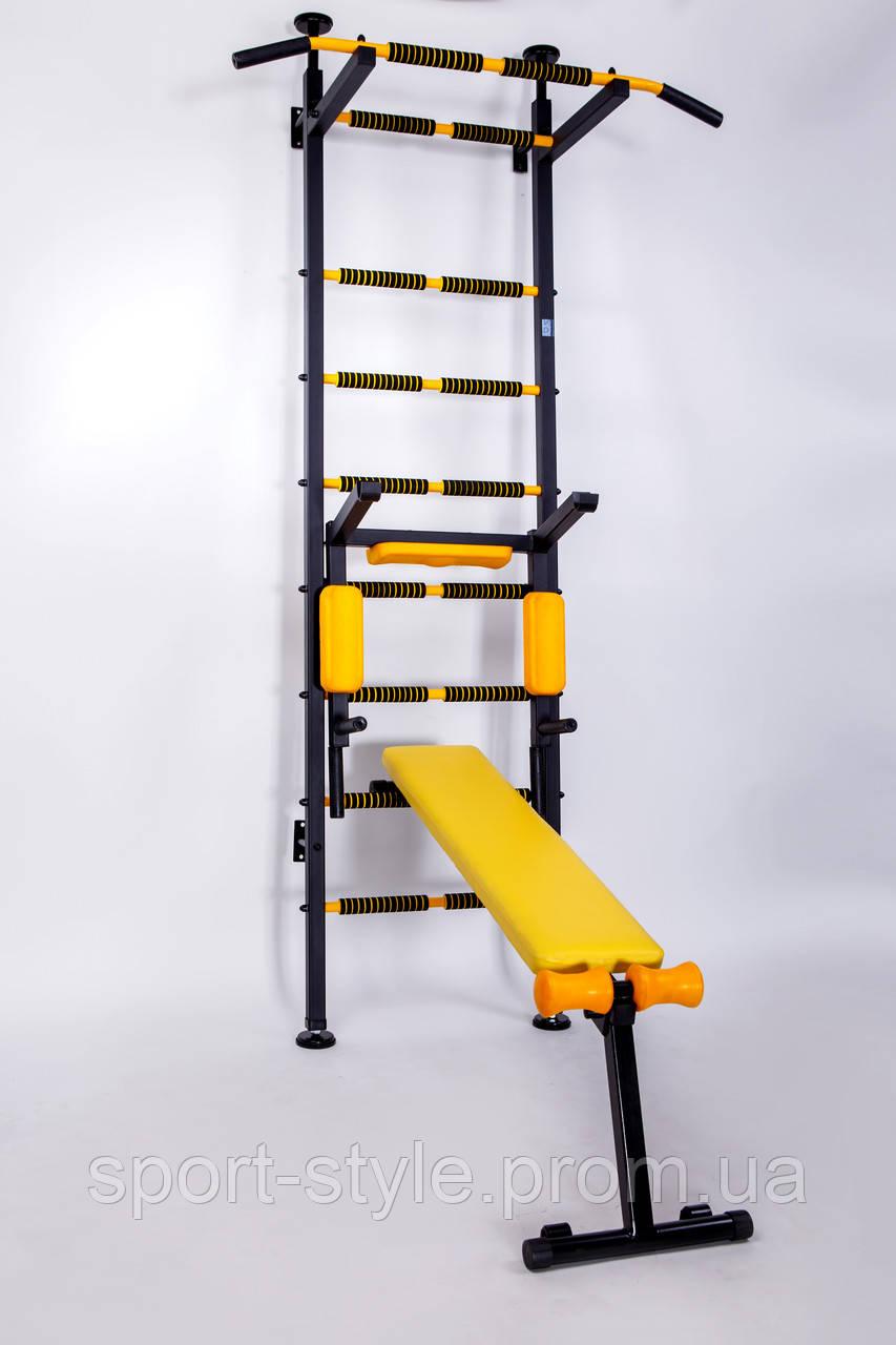 Шведская стенка Line Fitness y.1 (полиуретан)