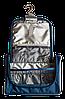 Дорожный органайзер для косметики Premium (синий), фото 4