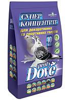 Корм Профи Дав СУПЕРКОНЦЕНТРАТ 10 кг для спорт. та декор. голубей