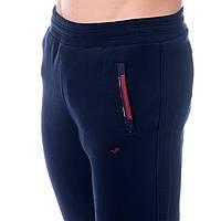Теплые спортивные мужские штаны баталы манжет тм. FORE 1097NG